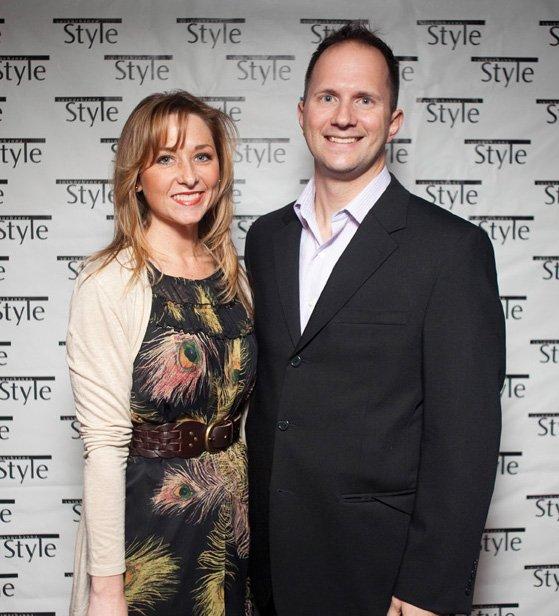 Mandy & Sean Arnold