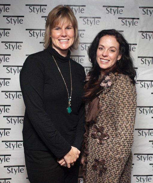 Lynnore Seaton & Julie Dietz-Wheeler