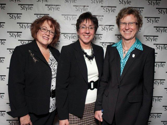 Deb Pekala Formanowski, Ruth Koup & Carla Horn