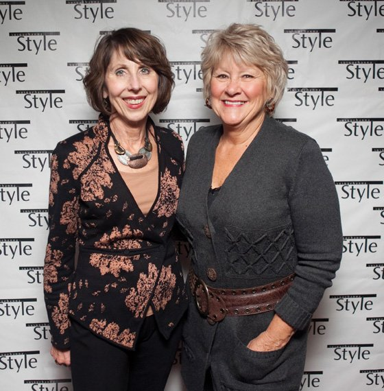 Debbie Williams & Phyllis Ferro