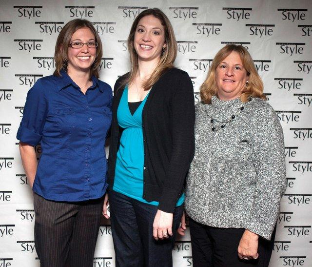 Kristen, Leanne & Kathy Martin