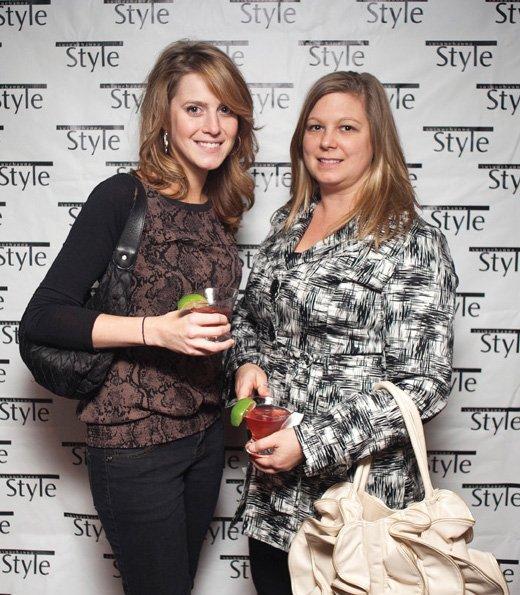 Rebecca Stoner & Amanda Lantz