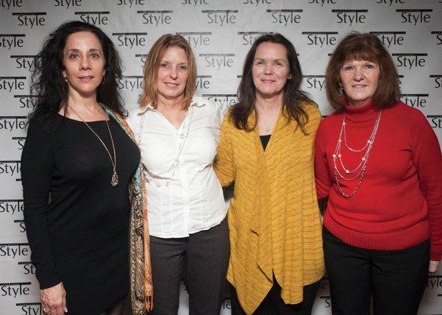 Margaret Glatfelter, Karen Coen, Sharon Veater & Pamela Showers