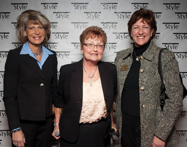 Delora Bubb, Arline Jennings & Kristi Walsh