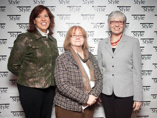 Christi Beazley, Kae Kohl & Marilyn Walker