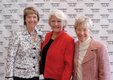 Margie Gerhardt, Andie Sheaffer, & Betsy Calder