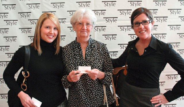 Karen Hansen, Ellen Hansen, & Jacqueline Zavitz