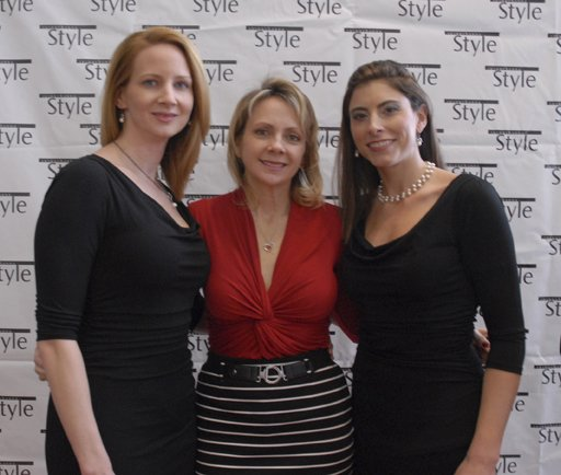 Stephanie Shreiner, Robin Aurilio, Vickie Maletteri