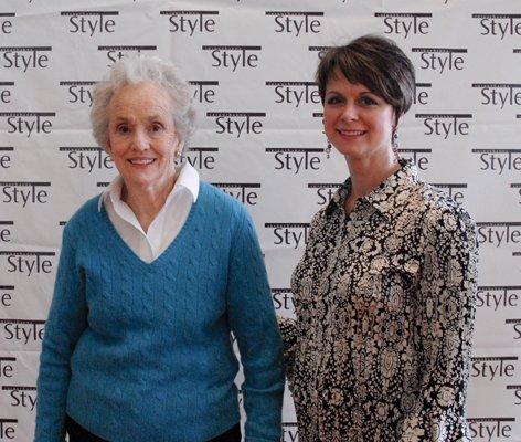 Sally Slaymaker & Stacey Wilson
