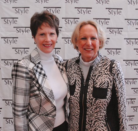 Gretchen Laubach & Mary Louise Wylie