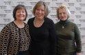 Ginjr Robinson, Martha Harris, & Cordelia Moyse