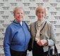Barbara Holran & Helen Moe