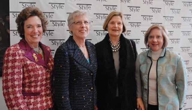 Barbara Gillis, Robyn Alspach, Carol Yost, & Connie Jeff