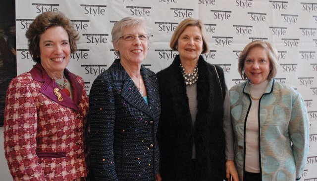 Barbara Gillis, Robyn Alspach, Carol Yost, & Connie Jeff