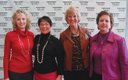 Linda Miller, Karen Huber, Ann Bryson, & Beth Kealey