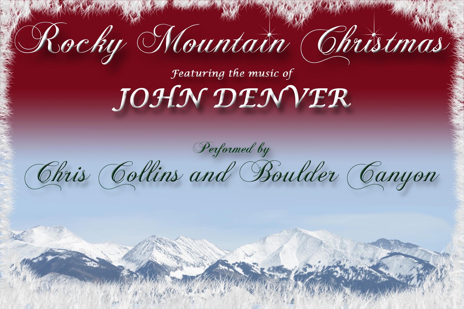 rocky mountain christmas john denver tribute susquehanna style - John Denver Rocky Mountain Christmas