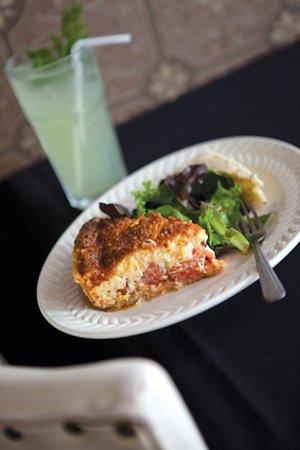 Tomato Pie's namesake dish