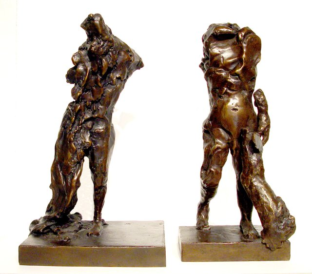 imagesevents106422_Bronzes_left_BEGGAR_right_HERCULES_with_CLUB_Bronze_Ed_Smith2010-13-jpg.jpe