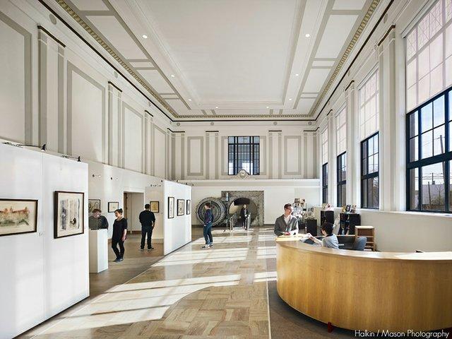 Susquehanna Art Museum lobby, Photo Credit Halkin Mason Photography.jpg