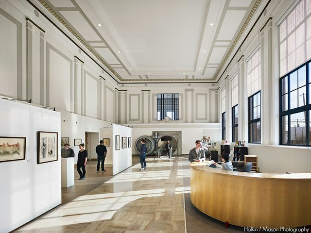 Susquehanna Art Museum lobby, Photo Credit Halkin Mason Photography.jpg