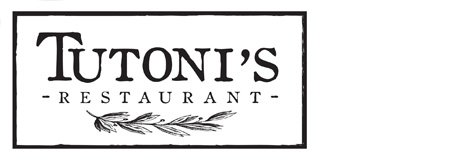 tutoni's restaurant