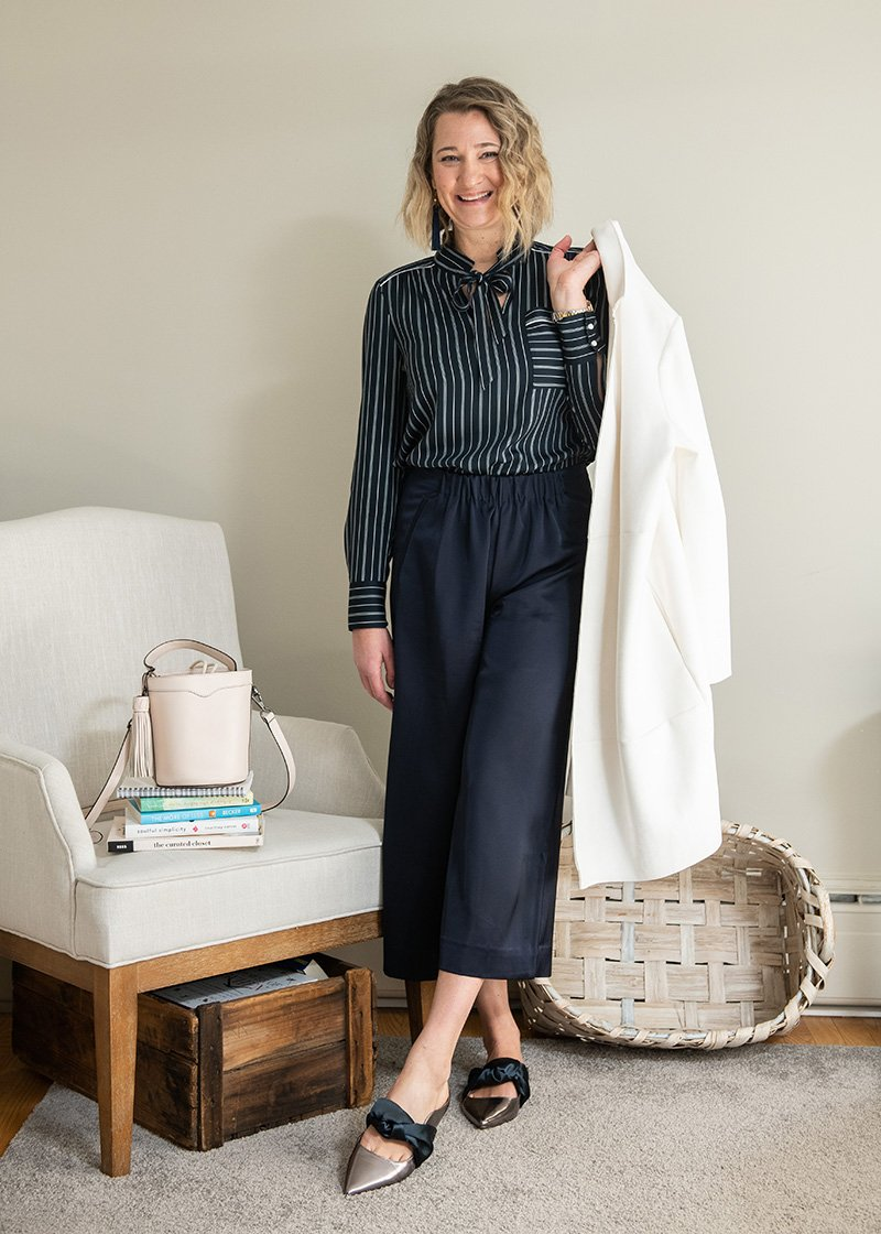 10072725f8c7 Simplify this Spring with a Capsule Wardrobe - Susquehanna Style