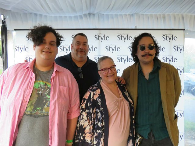 Mclaine Lydell, Todd Lydell, Lori Lynn Lydell, Walker Lydell .jpg