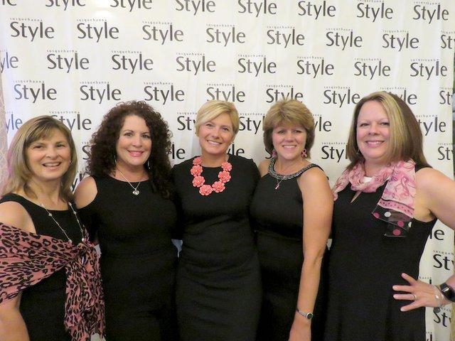 Barb Reed, Tracey Oberdory, Tammy Matylewicz, Jeanette Schmidt, Lori Leister.jpg