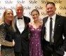 Don Slavin, Pam Slavin,  Michelle Slavin, Nick Slavin,.jpg