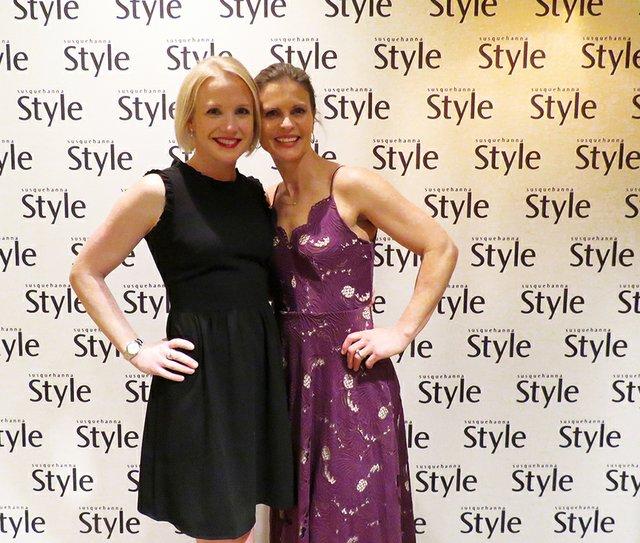 Lisa Hofmann, Michelle Slavin.jpg