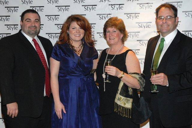 Justin Connor, Dandice Neff, Barb Bixler & Rob Keith