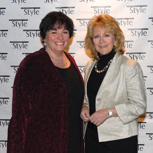 Colette Silvestri & Tonia Finestra