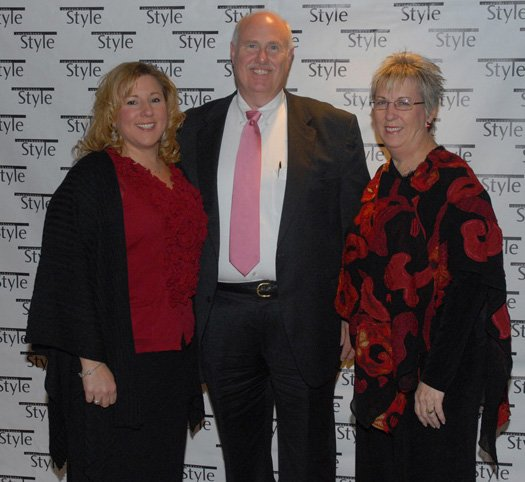 Anne Slabonik, Charles Anderson & Mary Sill