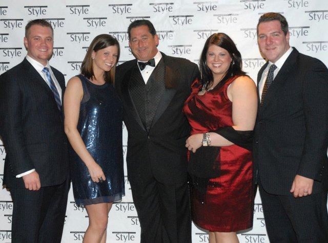 Tome Petti, Kayla & Greg Drew, Lindsay & Matt Coulter