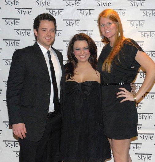Ryan Magill, Emma Monach & Lindsay Meekins