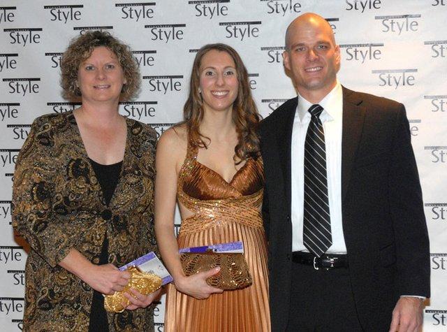 Pam Polacek, Lora & Rick Etter