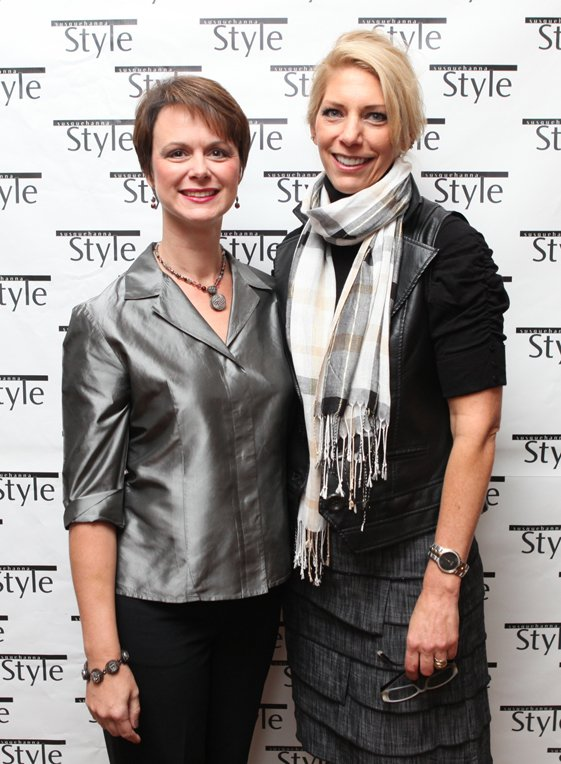 Stacey Wilson & Susan Andrejev