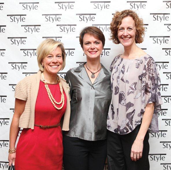 Jamie Burgess, Stacey Wilson & Kate Milller