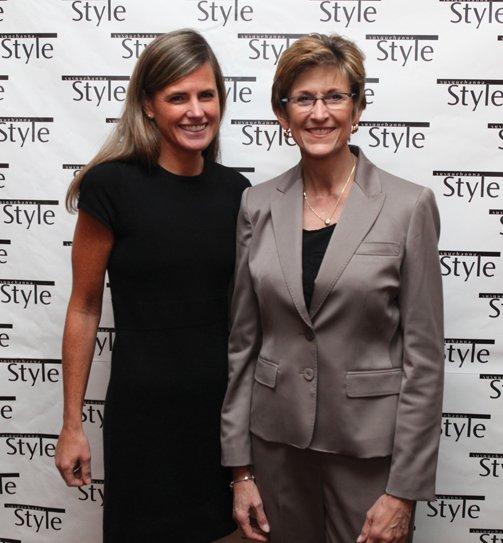 Megan May & Diane DeBord