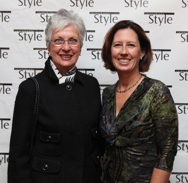 Marie LeFever & Christine Kmieczak