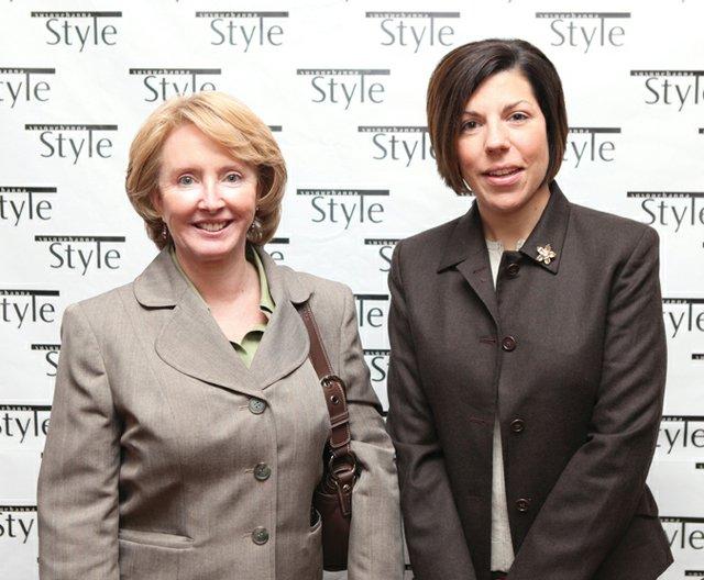 Lynette Troutt & Mary Main