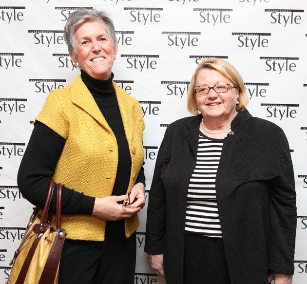 Jane Rudden & Donna Topping