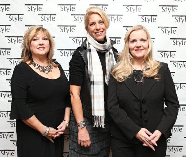 Brenda Bechtold, Susan Andrejev & Lisa Breneman