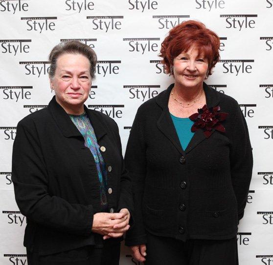 Gloria Withan & Arlene Ross