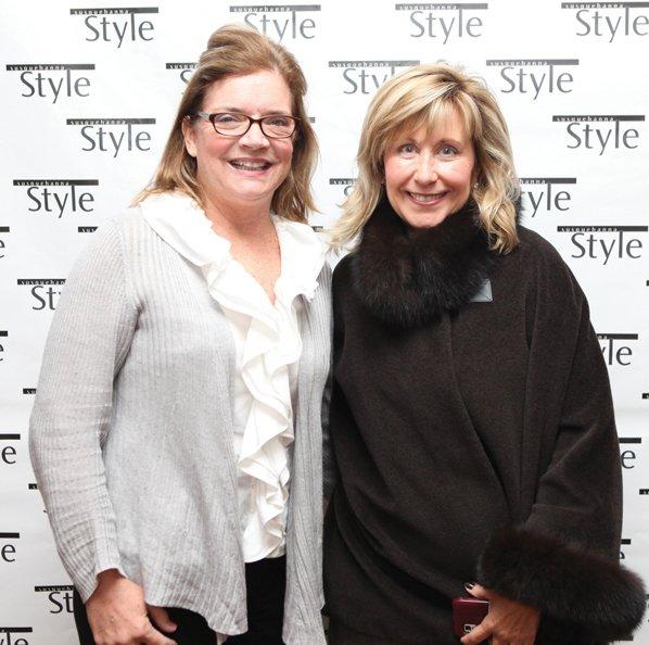 Connie Minney & Pati Frey