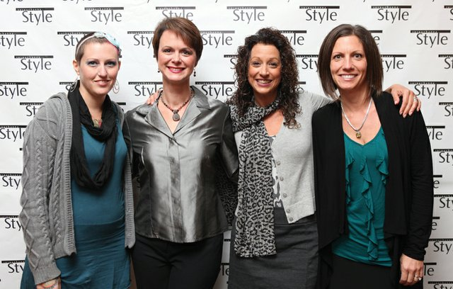 Stacey Wilson, Renee Heller, T. Marie Connors & Jenn Conrad