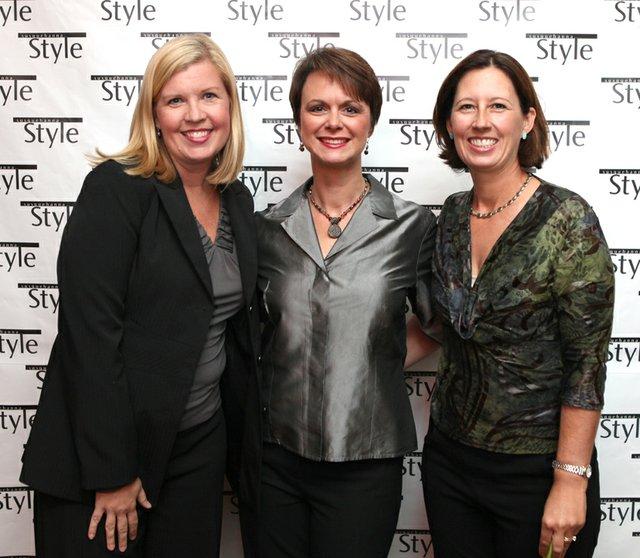 Anne Shannon, Stacey Wilson & Christine Kmieczak