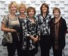 Suzanne Chubb, Michelle Keller, Donna Evans, Patty Wareham & Carolyn Ross