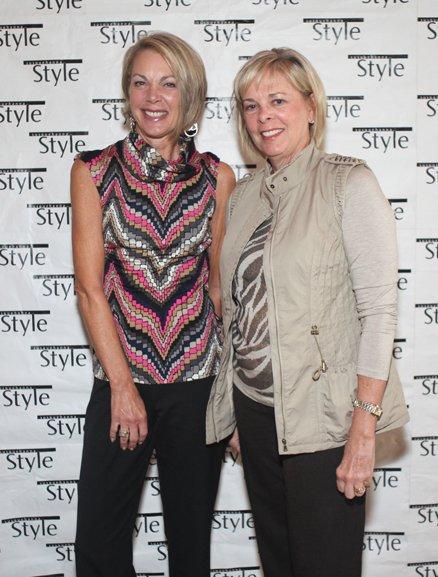 Gayle Seropian & Kim Brown