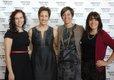 Allison Schmidt, Roxanne Foura, Melissa Marschka & Jennifer Cole